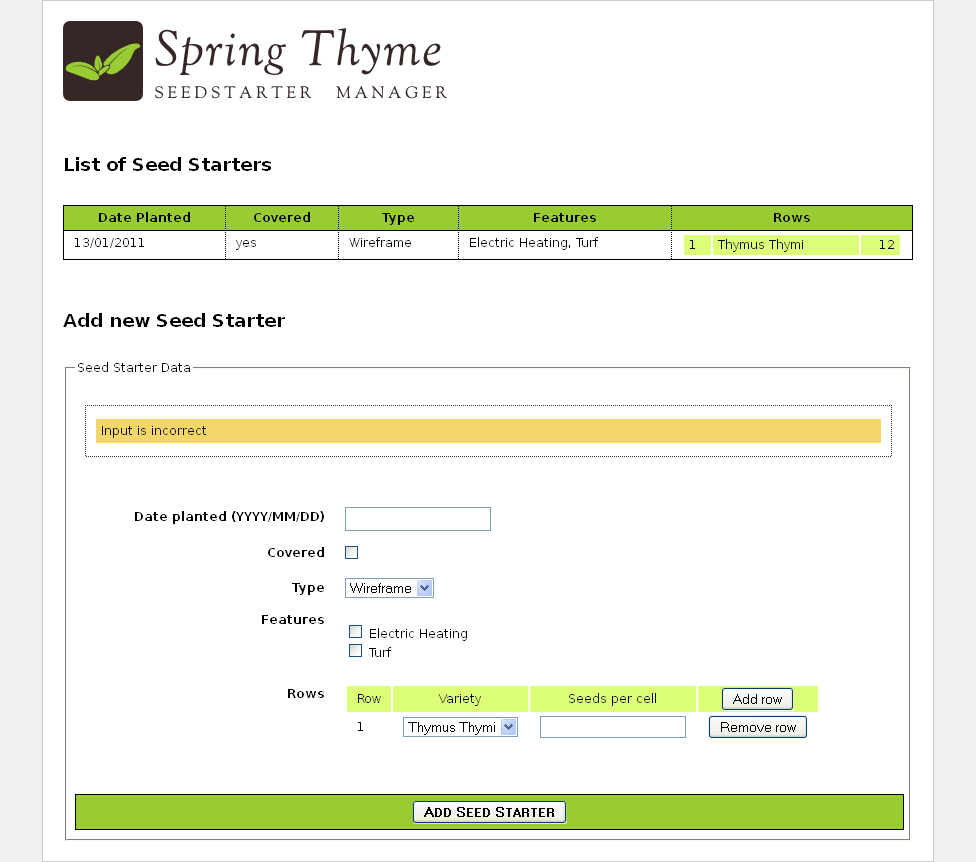 Tutorial: Thymeleaf + Spring